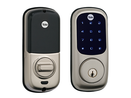Yale RealLiving Touch Screen Deadbolts