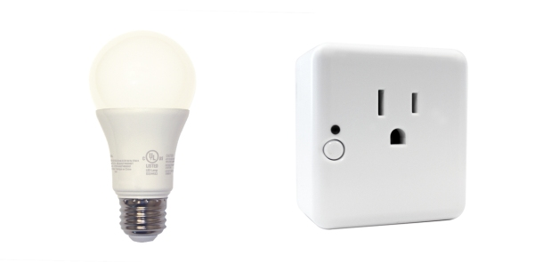Introducing the LG ZigBee Light Bulb and Centralite 3-Series Lamp Module